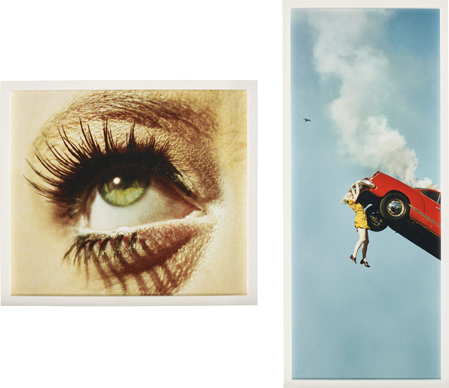 Alex Prager, '3:22 pm, Coldwater Canyon; Eye #5 (Automobile Accident)', 2012, Phillips