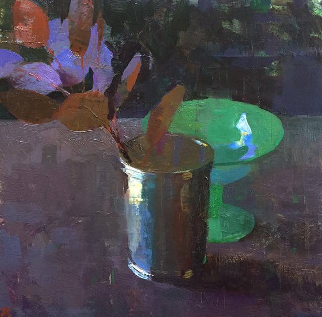 , 'Smoke Brush,' 2016, Somerville Manning Gallery