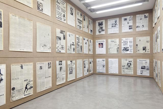 , 'No hay futuro sin memoria - Daniel Abate,' 2014, Abate Galería