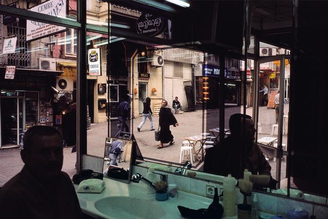 Alex Webb, 'Istanbul, Turkey', 2001, Robert Klein Gallery