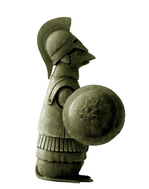 , 'Greek Warrior Mouse,' , Cavalier Galleries