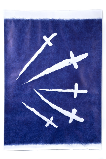 , 'Swords, Crosses and Daggers II,' 1989, Magazzino