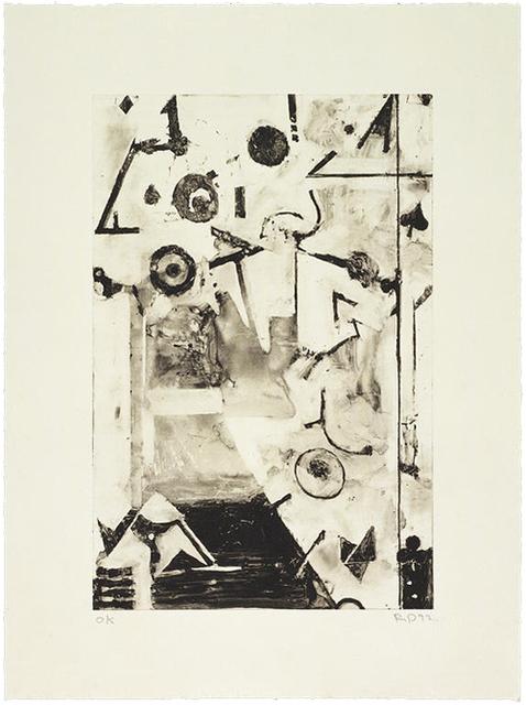 Richard Diebenkorn, 'Untitled #7', 1993, Upsilon Gallery
