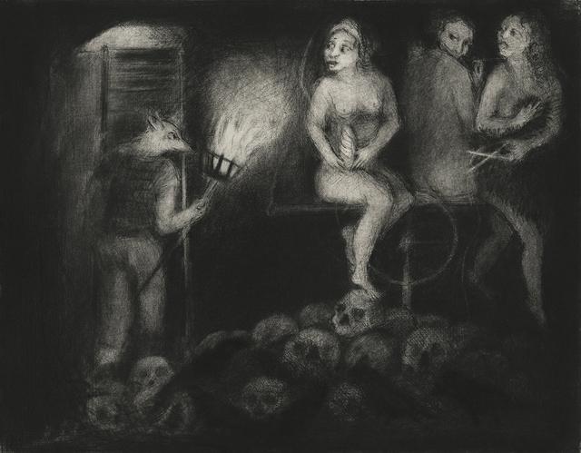 , 'The Miraculous Journey of a Little Vixen IV,' 2014, Pratt Contemporary
