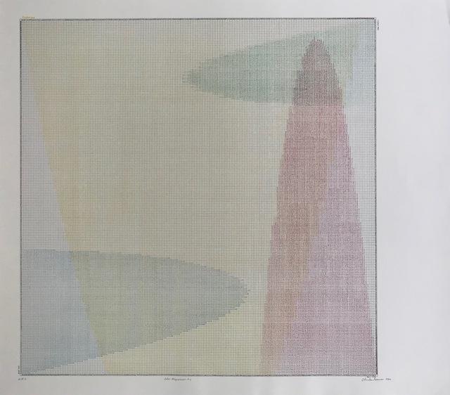 , 'COLOR REGRESSION #3 ,' 1980, Brigitte March International Contemporary Art