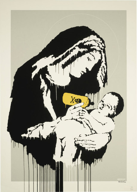 Banksy, 'Toxic Mary', 2004, 5ART GALLERY