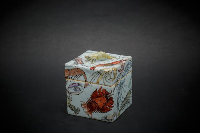, '25. Prawns box,' 2016, Sladmore Contemporary