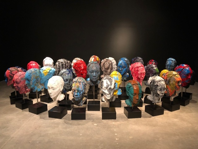 , 'Accumulation of Disorder,' 2012, ArtLife Gallery