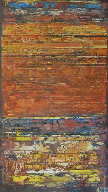 Hans Schiebold, 'Implied Landscape Series, #93', 2014, Bryant Nagel Galleries