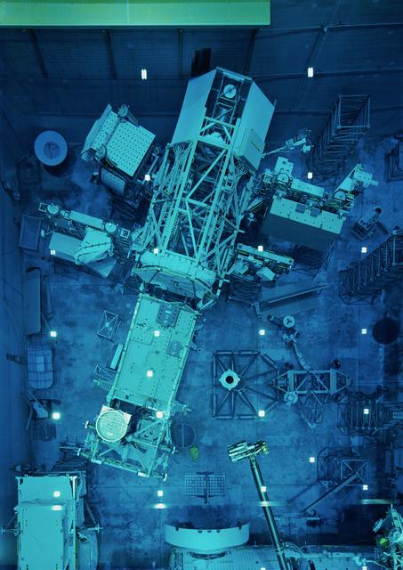 Thomas Struth, 'Full-scale Mock-up 2, JSC, Houston', 2017, Monica De Cardenas