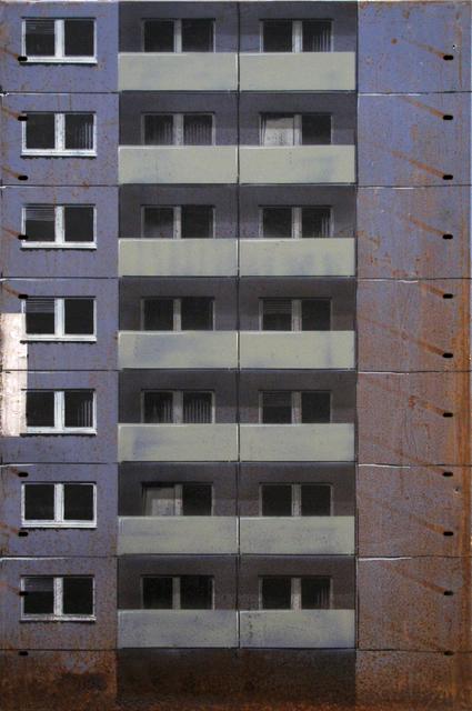 , 'Shelf Life, Slice #4,' 2011, Jonathan LeVine Projects