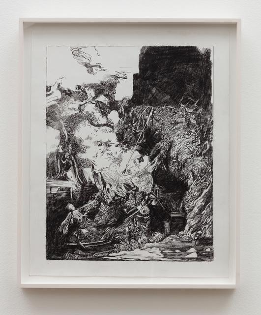 Chris Coy, 'FRAG-411', 2018, Anat Ebgi