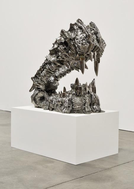Joel Morrison, 'Anvil Jaws', 2014, Almine Rech