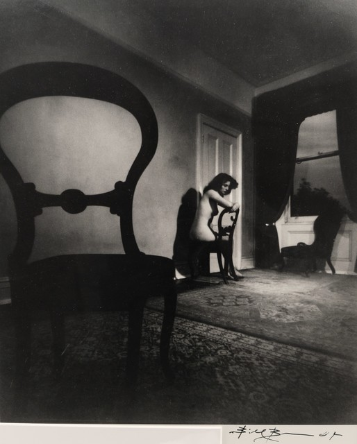, 'Nude,' 1951, The Halsted Gallery