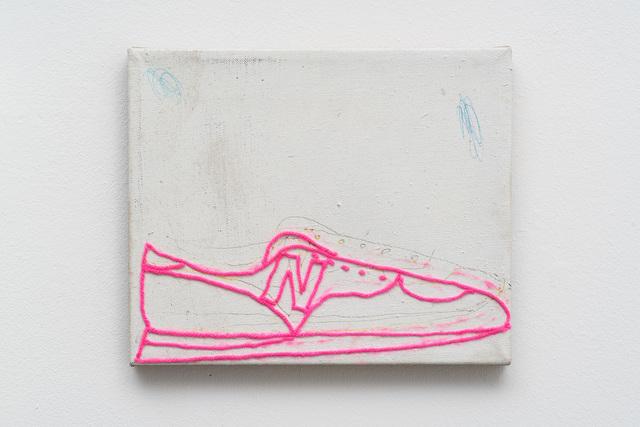 , 'Schuh,' 2012, Galerie Judith Andreae