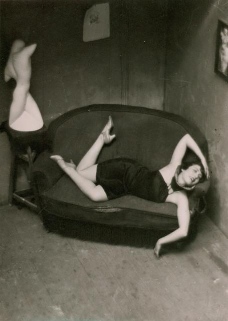 , 'Satiric Dancer, Paris,' 1926, Edwynn Houk Gallery