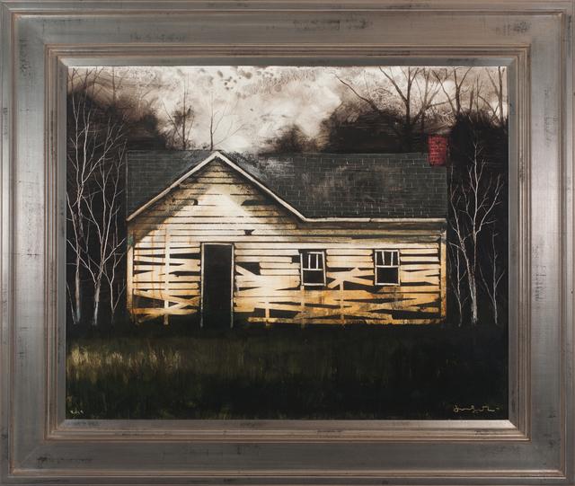 Joel Sager, 'Sylvan Structure VII', 2019, Sager Braudis Gallery