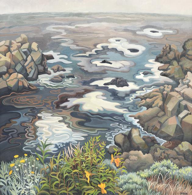 , 'Coastal Fog,' , Stremmel Gallery