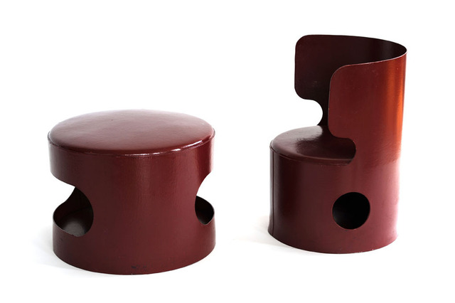 , 'Desk & Chair,' 1968, kinder MODERN