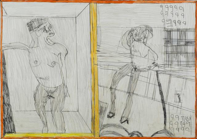 , 'Untitled,' 2014, Cavin-Morris Gallery