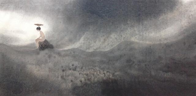, 'The Gyrfalcon,' 2015, Galerie du Monde