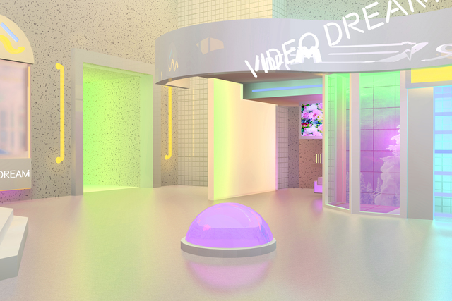 , 'Video Dreams, Spring,' 2018, Winston Wächter Fine Art
