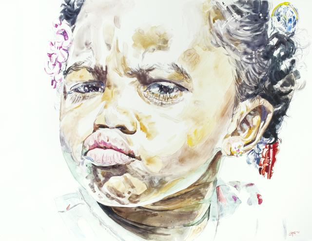 Darius Steward, 'Attitude, Angle #2', 2019, Thomas French Fine Art