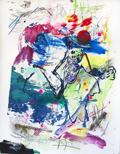 Ilidio Candja Candja, 'Untitled #7', 2017, Bill Lowe Gallery