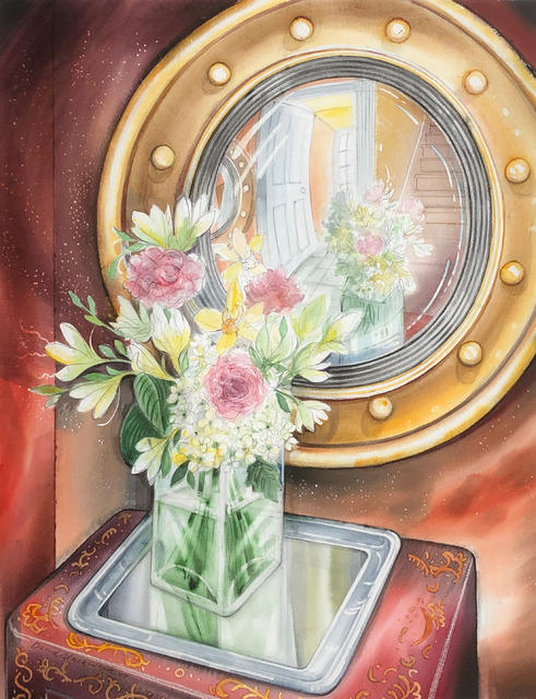 , 'The Bridesmaid's Bouquet ,' 2007, Winchester Galleries