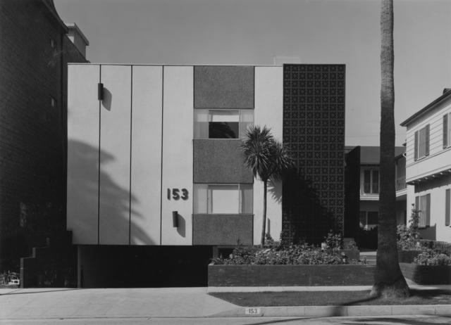 Bevan Davies, '153 Beverly Hills, CA', 1976, Photography, Vintage ferrotyped gelatin silver print, Joseph Bellows Gallery