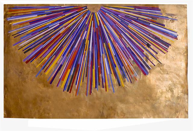 , 'S/T (Geometría de la juventud),' 2017, 80M2 Livia Benavides