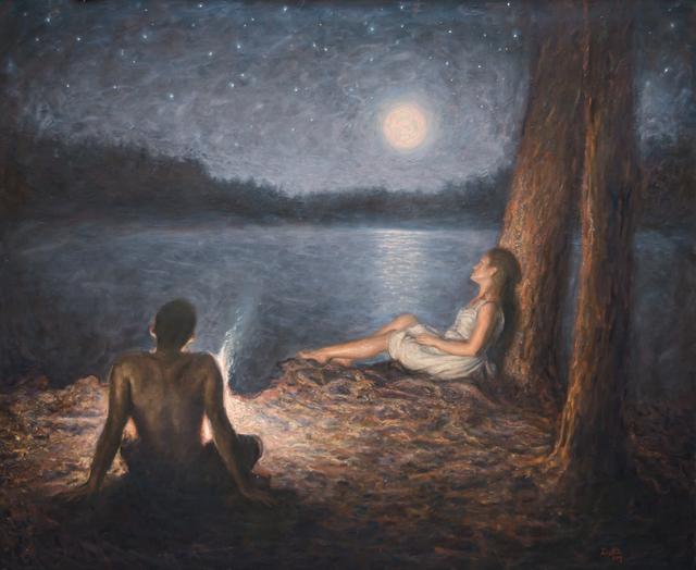 Dustin Neece, 'Under the Moonlight', ca. 2000, David Benrimon Fine Art