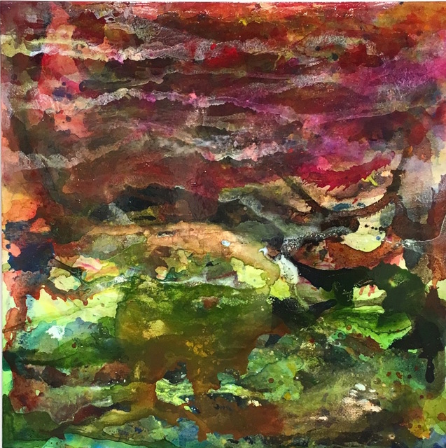 , 'Aurora Australis,' , The McLoughlin Gallery