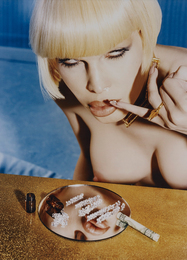 David LaChapelle, 'Amanda Lepore: Addicted to Diamonds, New York,' 1997, Phillips: Photographs