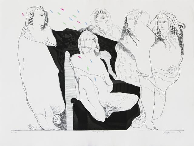 , '1001 Nights,' 1986, Artscoops