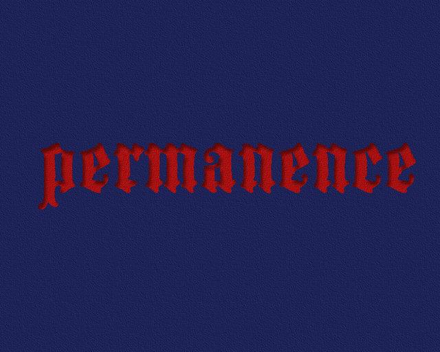 , 'Permanence,' 2017, Artspace Warehouse