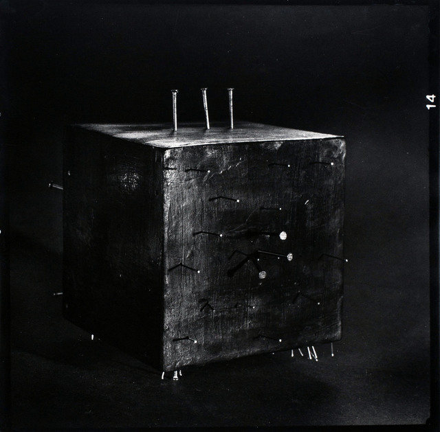 , 'The Black Urn ,' , Pola Magnetyczne gallery