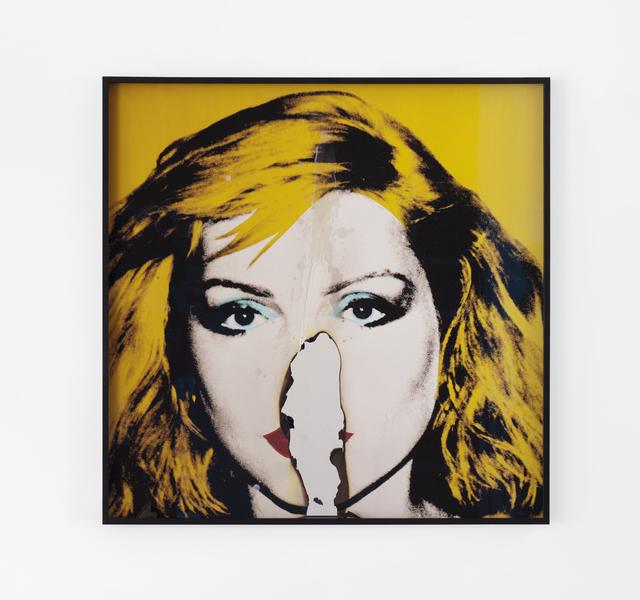 , 'Self Portrait of You + Me (NoNo),' 2015, Dvir Gallery