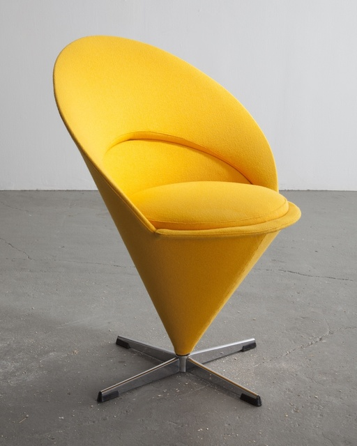 """Verner Panton, 'Chair K1 or """"Cone Chair""""', 1958, R & Company"""