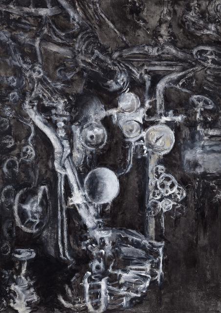 , 'Silent Service,' 2017, Sopa Fine Arts