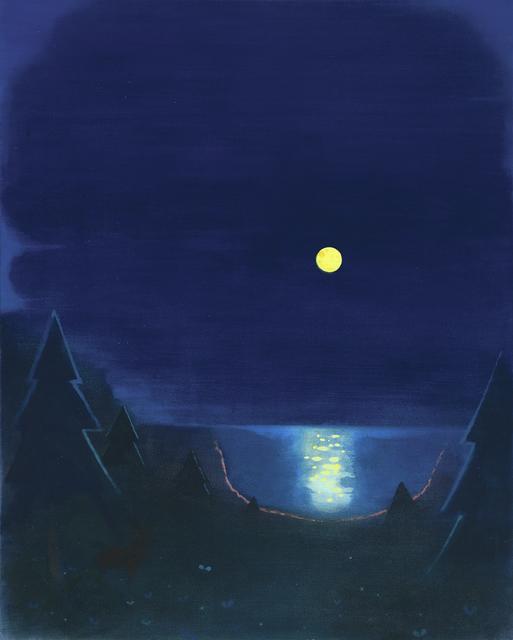 , 'Moon ,' , Dowling Walsh