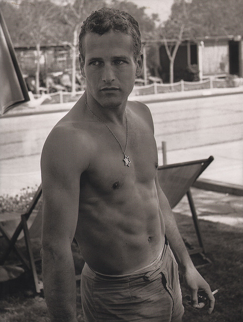 ", 'Paul Newman in ""Exodus"",' 1959, Keith de Lellis Gallery"
