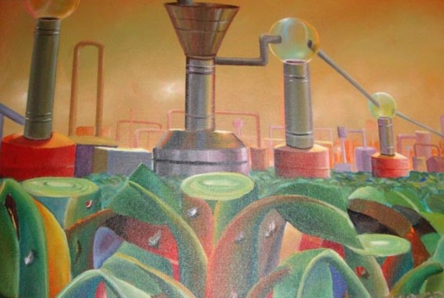 O.C.Martin, 'Plantation ', 2007, Arushi Arts
