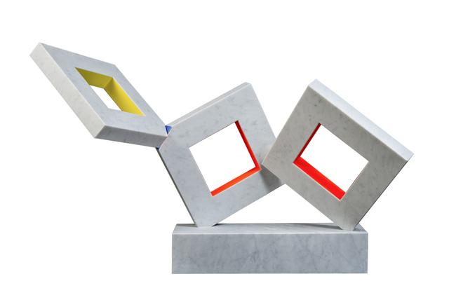 , '3 Stelas,' 2013, Durban Segnini Gallery