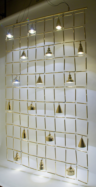 , 'Wall of Light,' 2012, Carwan Gallery