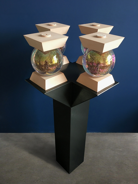 , 'Cosmo Jars,' 2018, Galerie Sébastien Bertrand