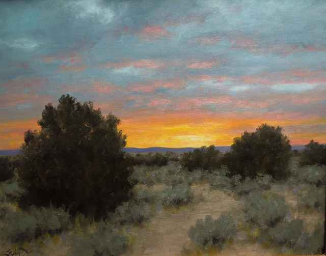 , 'In The Quiet Of The Evening,' , Sorrel Sky Gallery