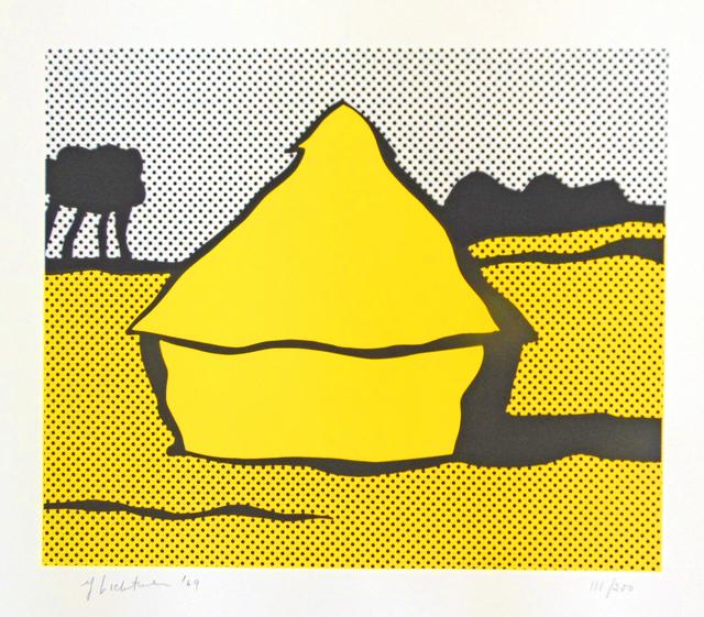 , 'Haystack,' 1969, Gilden's Art Gallery