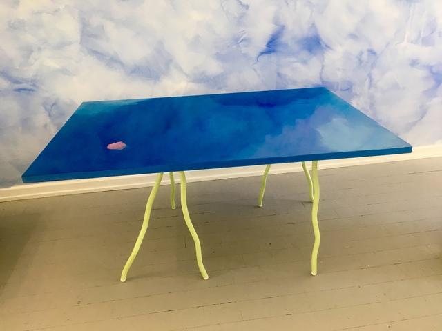 , 'Table & Trestle,' 2018, Etage Projects