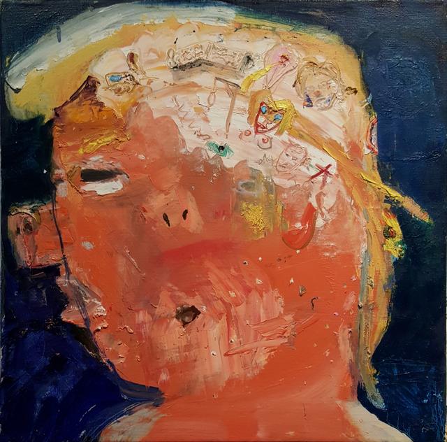 , 'Internal Life,' 2017, Edward Thorp Gallery
